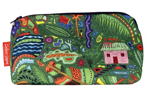 Selina-Jayne Tropical Island Limited Edition Designer Cosmetic Bag